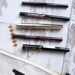 Product Empties – Black Liquid Liners
