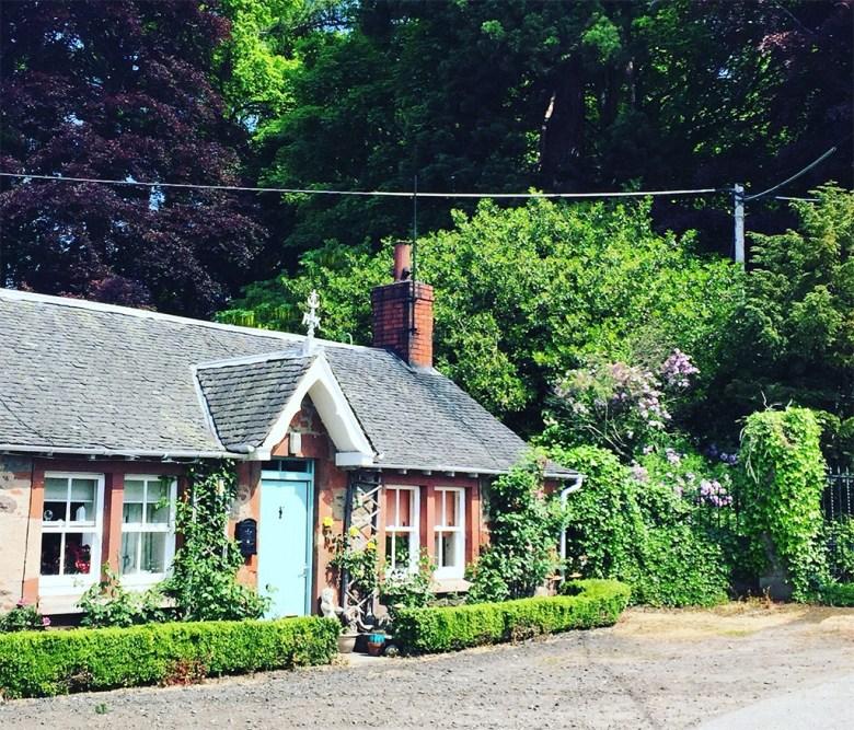 Cute Scottish Cottages