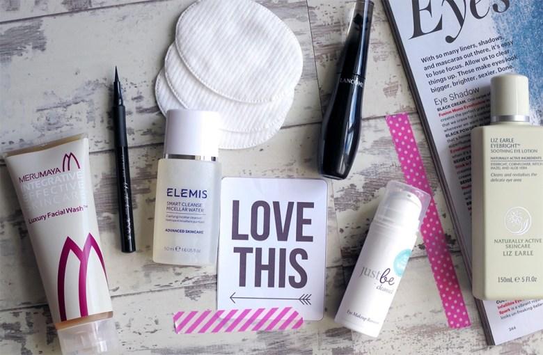 Eye Makeup & Skincare Favourites
