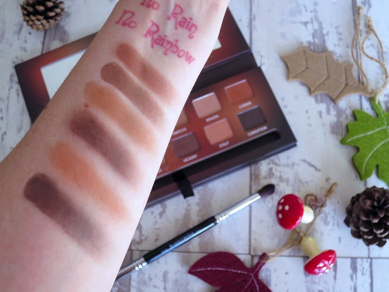 Master Series Palette One Swatches