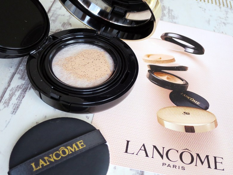 New LancomeTeint Idole Ultra Cushion Foundation