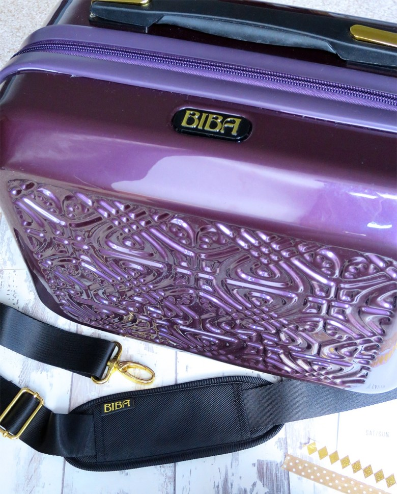 Luxe Luggage from BIBA