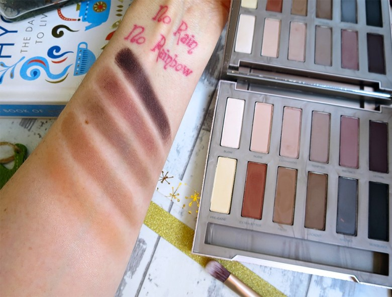 Ultimate Basic Palette Swatches