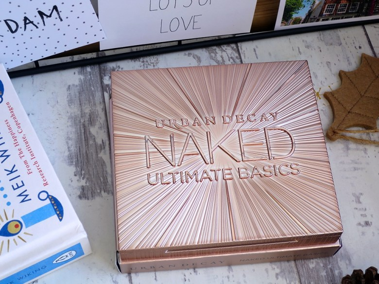 Urban Decay Ultimate Naked Basic Palette