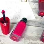 New Giorgio Armani Beauty Lip Magnets