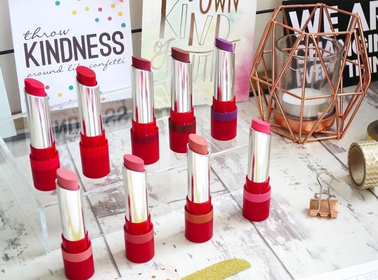 Affordable Matte Lipsticks From Rimmel