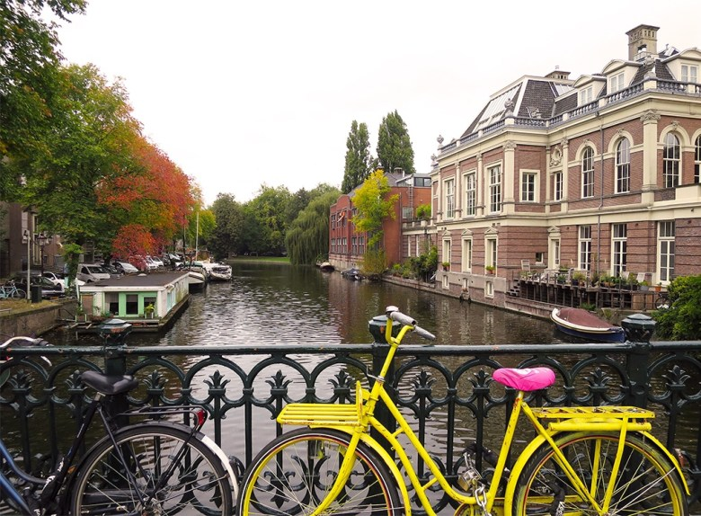 Amsterdam Exploring Autumn 2016