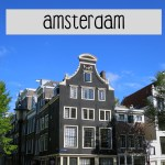 Amsterdam 2016 Photo Diary Part 1