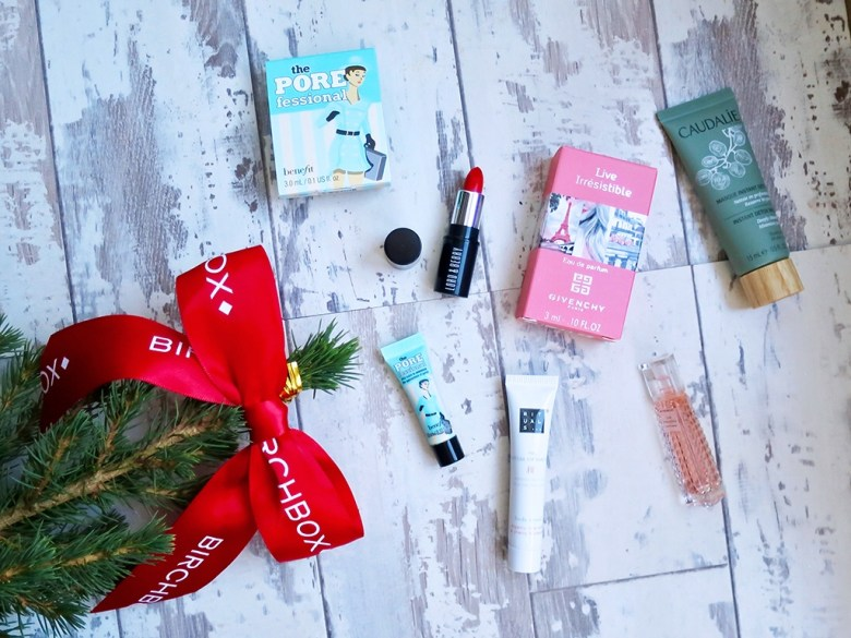 Birchbox Bloom and Wild Christmas Box