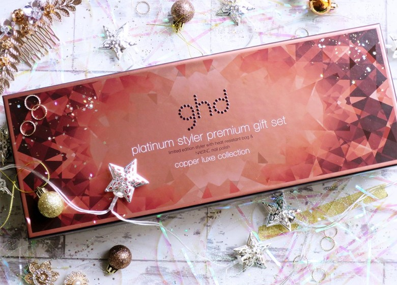 ghd Luxe Copper Collection