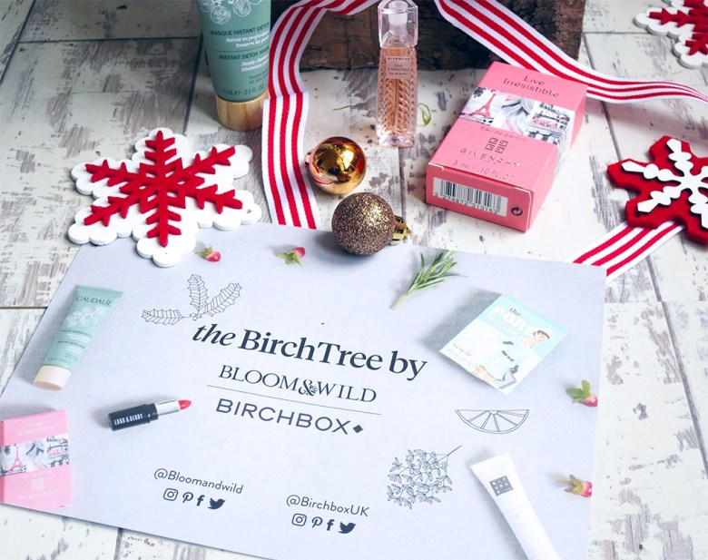 The Birchtree by Bloom and Wild Birchbox