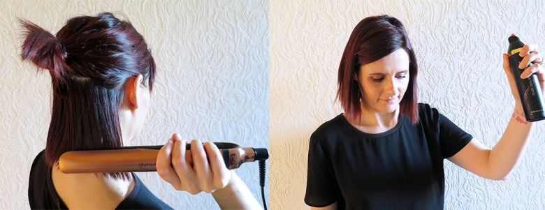 ghd glitztheseason hair tutorial