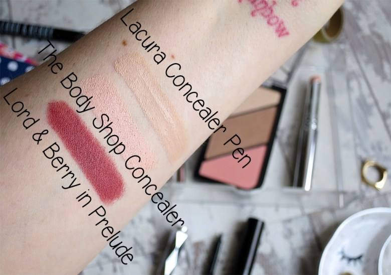 Shopping My Stash Makeup Swatches