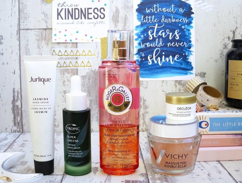 Winter Skincare Favourites 2017