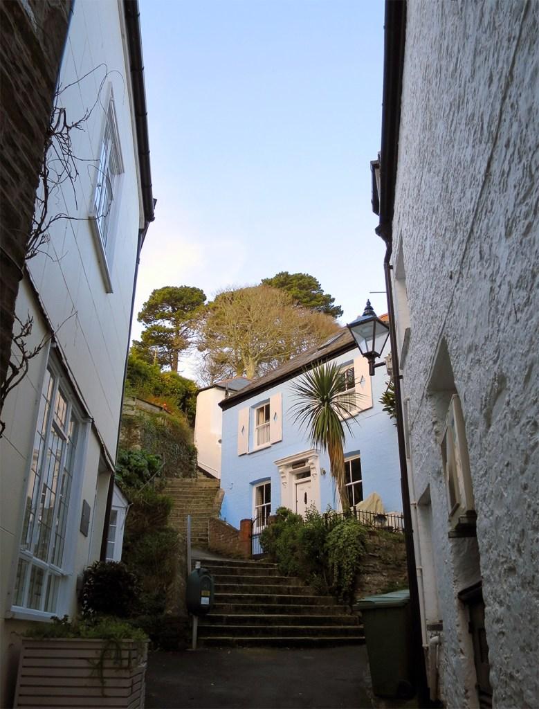 Hidden Streets Fowey Cornwall