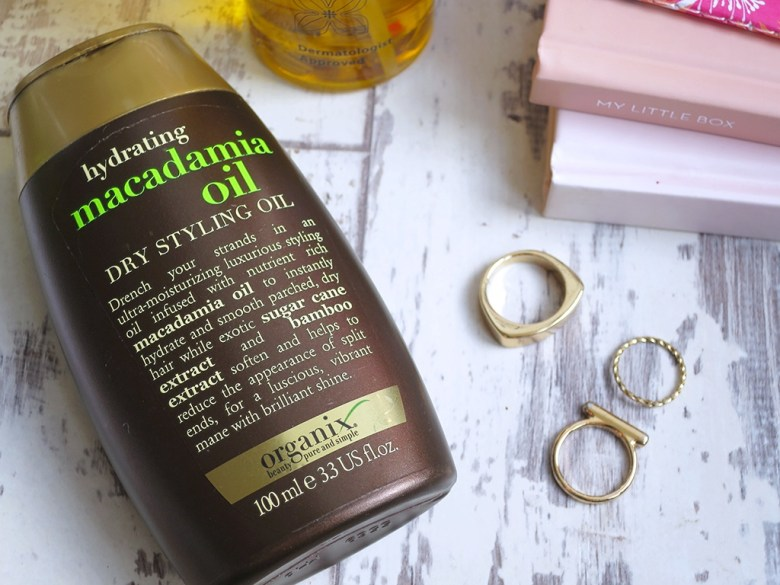 OGX Macadamia Hair Oil