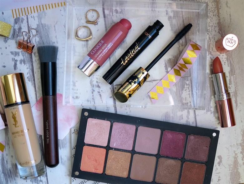 Shopping My Makeup Stash Feb 2017