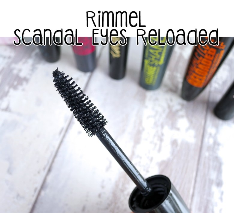 Rimmel Scandal Eyes Reloaded Mascara