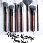 The Body Shop Vegan Makeup Brushes
