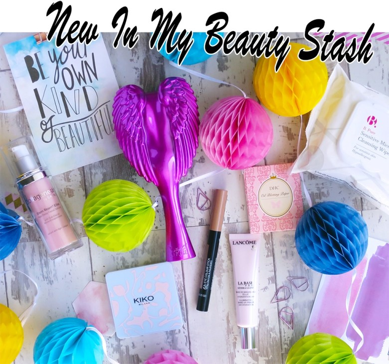 New products in my Beauty Stash