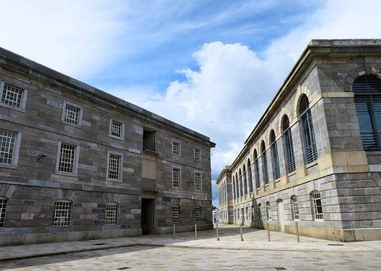 Architecture at Royal William Yard