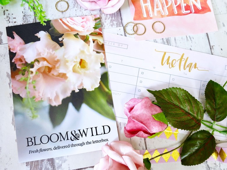 Bloom & Wild Voucher