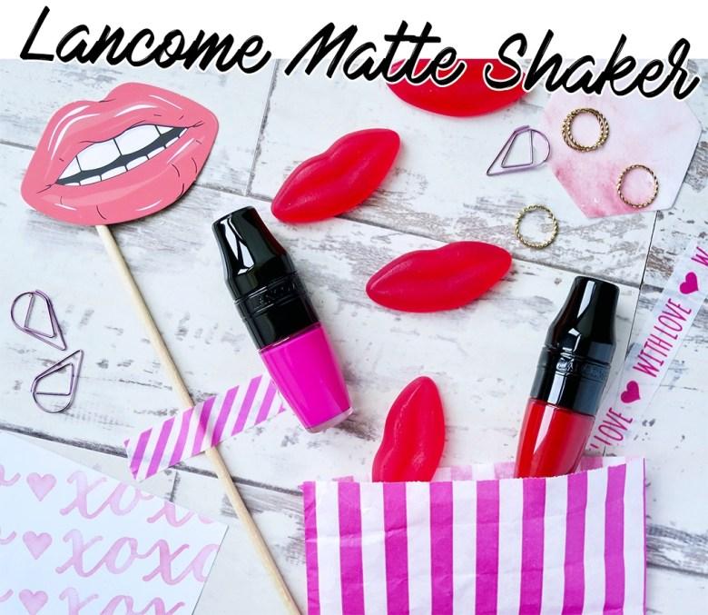 Lancome Matte Shaker