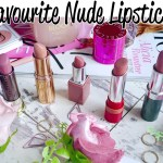 5 Favourite Nude Lipsticks