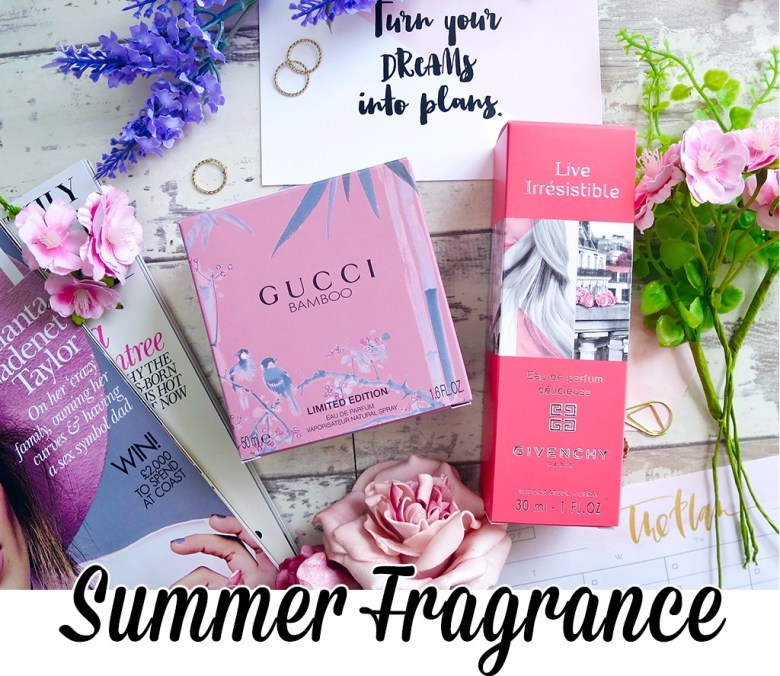 NEW Summer Fragrance