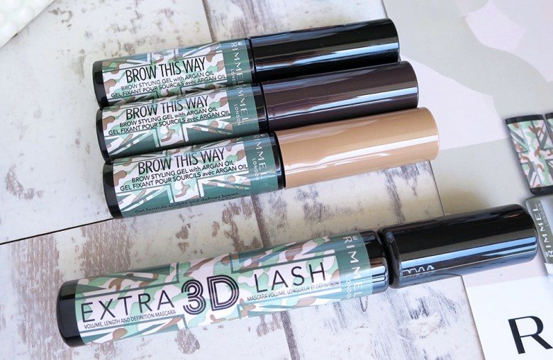 Rimmel Camo Collection Exclusive to Superdrug