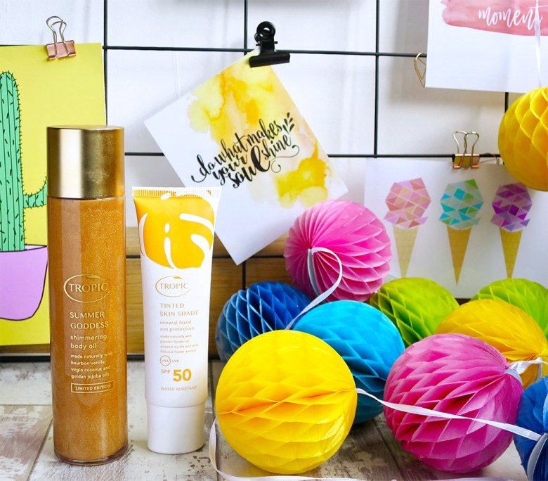 Tropic Skincare New Summer Releases