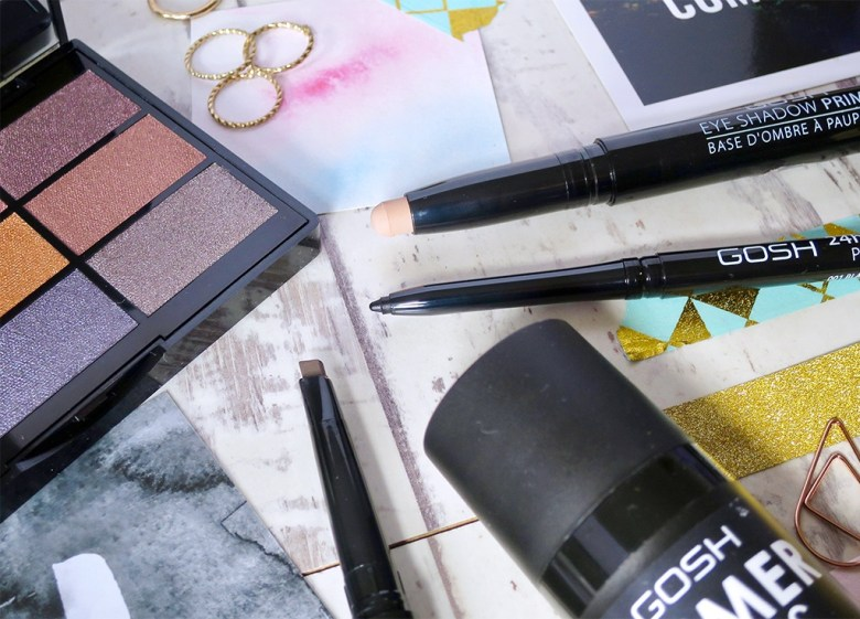 Autumn Makeup releases from GOSH