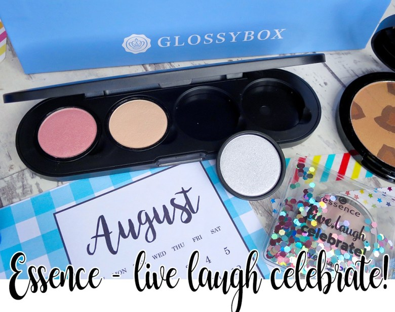 Essence live laugh celebrate palette