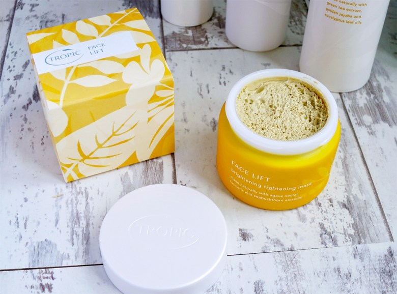 Face Lift Mask from Tropic Skincare