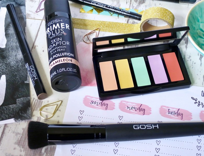 NEW GOSH Makeup