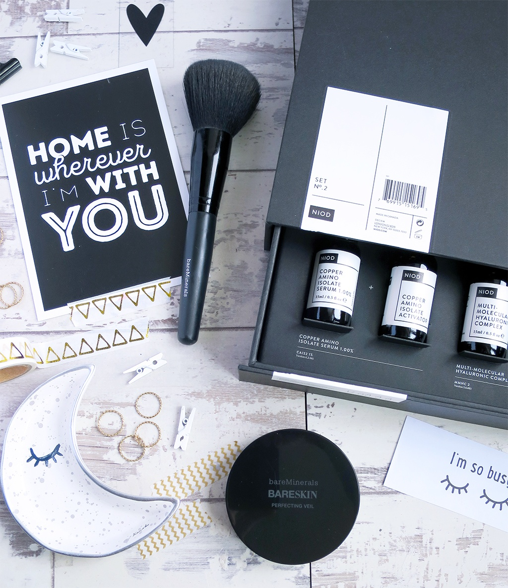 NIOD Dermal Science Radiance Set on QVC