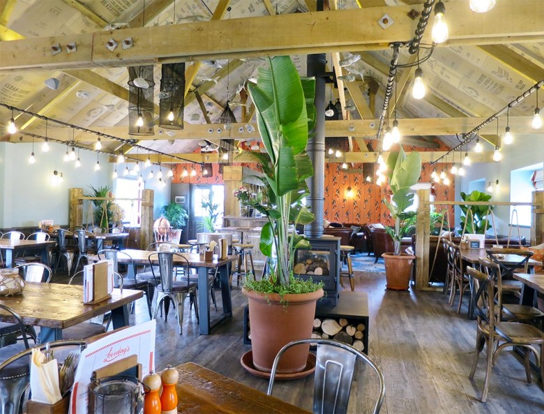Favourite Cafes in Cornwall
