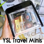 YSL Beauty Travel Minis