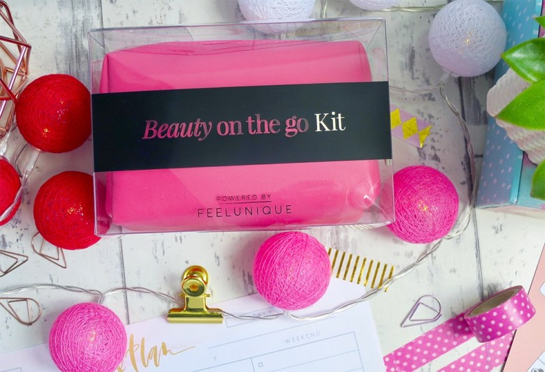 feelunique beauty on the go kit