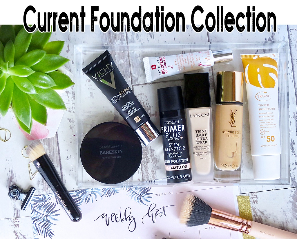 CURRENT FOUNDATION COLLECTION 2017
