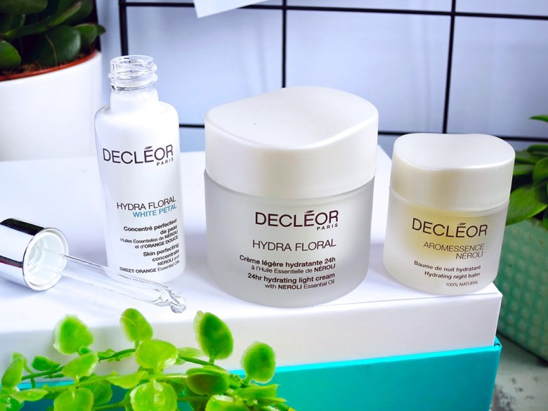 Decleor 5 piece perfecting hydrating QVC-TSV-August2017