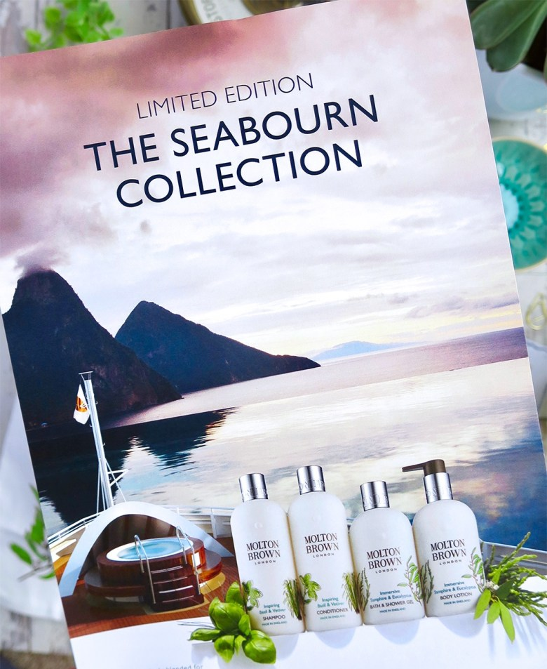 The Seabourn Collection From Molton Brown