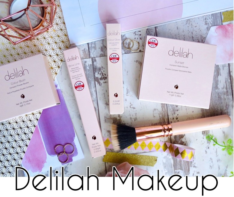 delilah makeup review