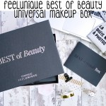 Universal Makeup Beauty Box Powered by Feelunique