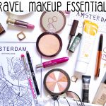 Amsterdam Travel Makeup Essentials