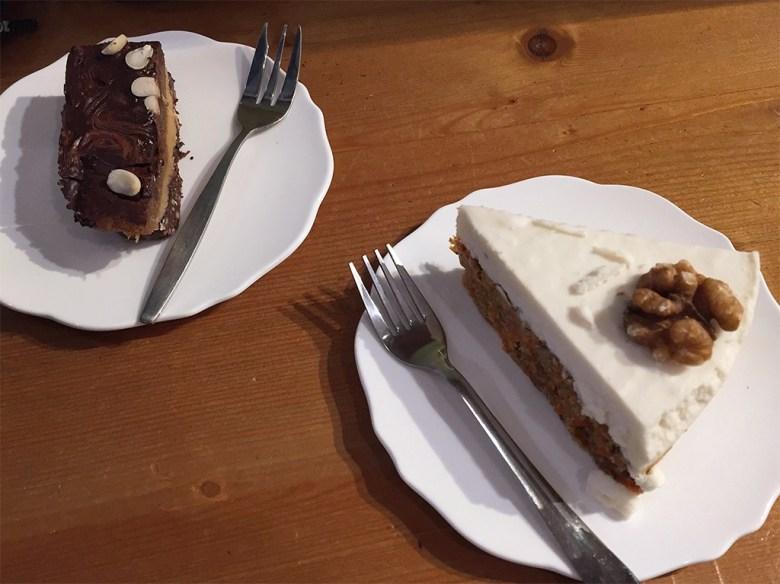 Cake Vegabond Cafe Amsterdam