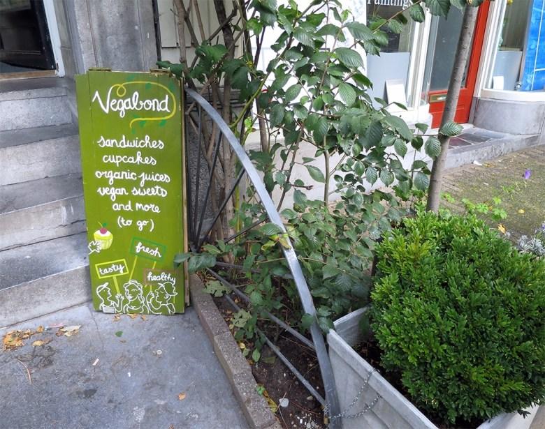Vegabond Vegan Cafe Amsterdam