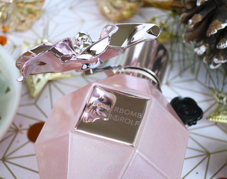 Gorgeous Flowerbomb Bottle