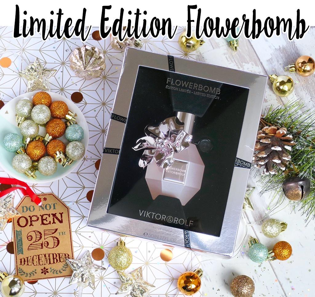 Limited Edition Viktor & Rolf Flowerbomb 2017