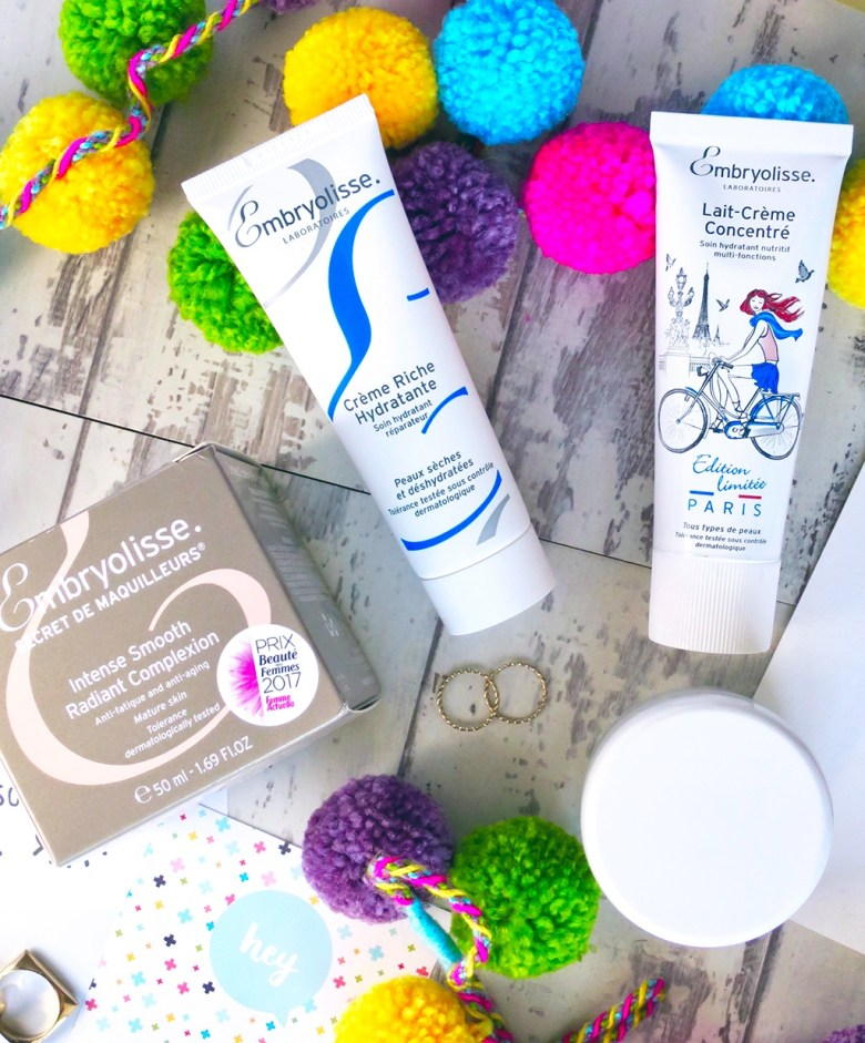 Embryolisse Skincare Releases
